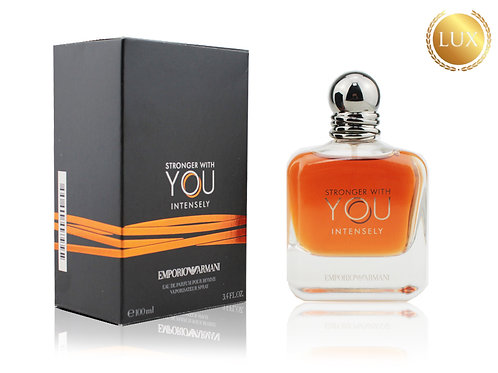 GIORGIO ARMANI STRONGER WITH YOU INTENSELY, Edp, 100 ml (ЛЮКС ОАЭ)