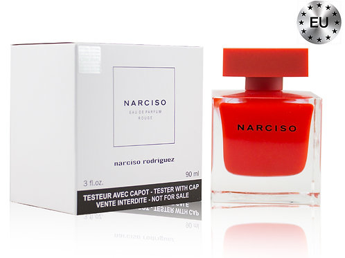 Тестер NARCISO RODRIGUEZ NARCISO ROUGE, Edp, 90 ml (Lux Europe)