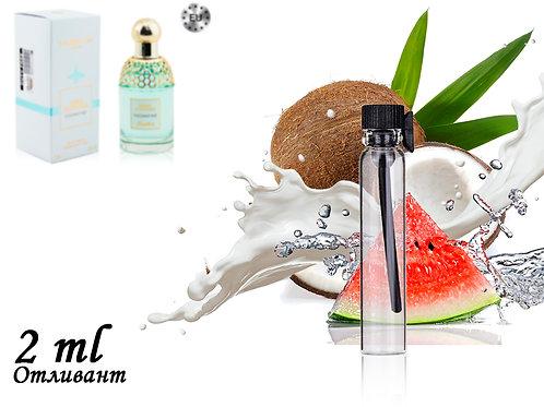 Пробник Guerlain Aqua Allegoria Coconut Fizz, Edt, 2 ml (Lux Europe) 410