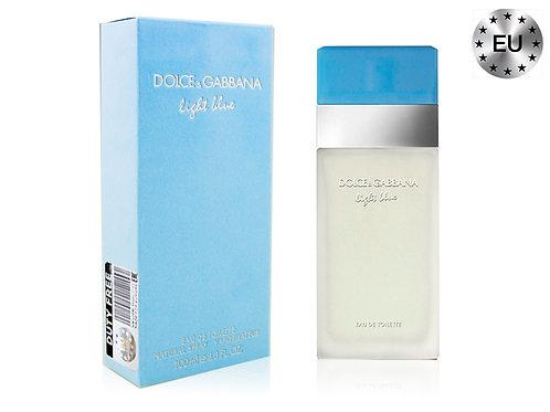 DOLCE & GABBANA LIGHT BLUE, Edt, 100 ml (Lux Europe)