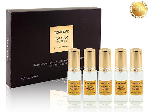 Набор Tom Ford Tobacco Vanille, Edp, 5x12 ml (ЛЮКС ОАЭ)