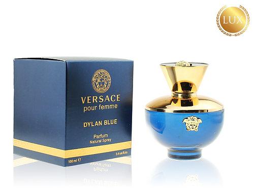 VERSACE POUR FEMME DYLAN BLUE, Edp, 100 ml (ЛЮКС ОАЭ)