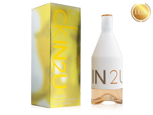 CALVIN KLEIN CK IN2U FOR HER, Edt, 100 ml (ЛЮКС ОАЭ)