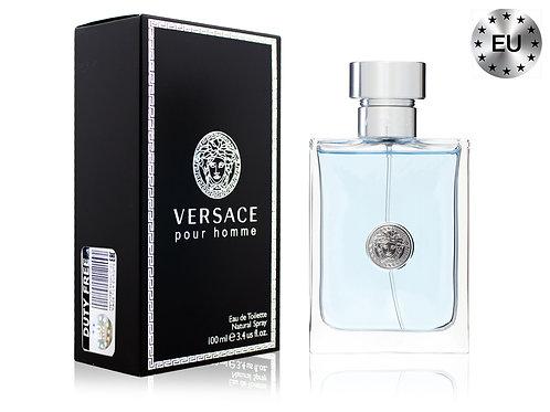 VERSACE POUR HOMME VERSACE, Edt, 100 ml (Lux Europe)