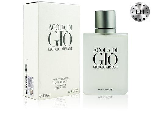 GIORGIO ARMANI ACQUA DI GIO POUR HOMME, Edt, 100 ml (Lux Europe)