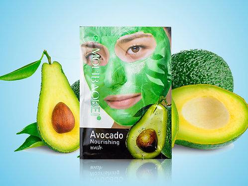 Маска-пленка для очищения пор лица с авокадо Mol'ibaobei (7763), 16 ml