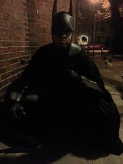 Arkham City Batman Cosplay suit