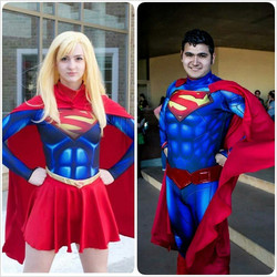 new 52 superman and supergirl