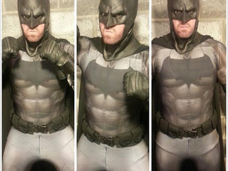 So the guy from Mallrats is the new Batman?