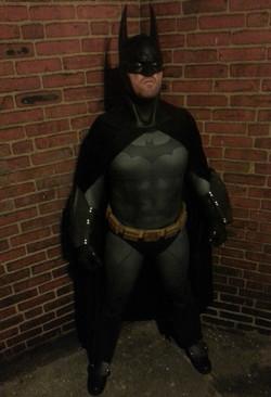 Arkham City Batman cosplay