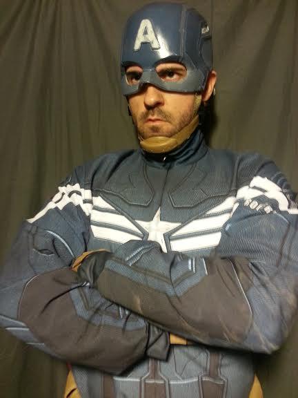 Winter Soldier Captain America Jacke
