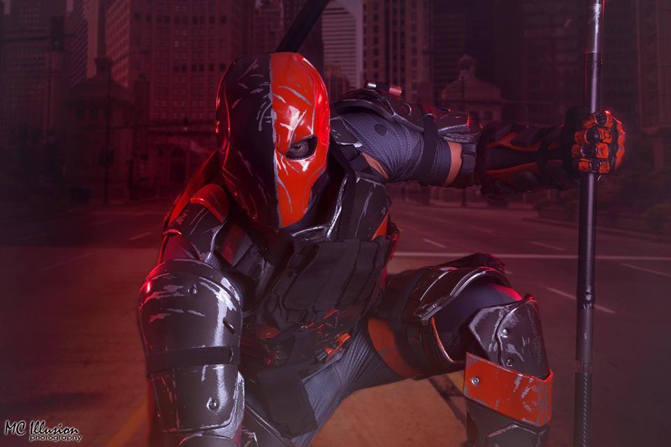 Deathstroke Body suit