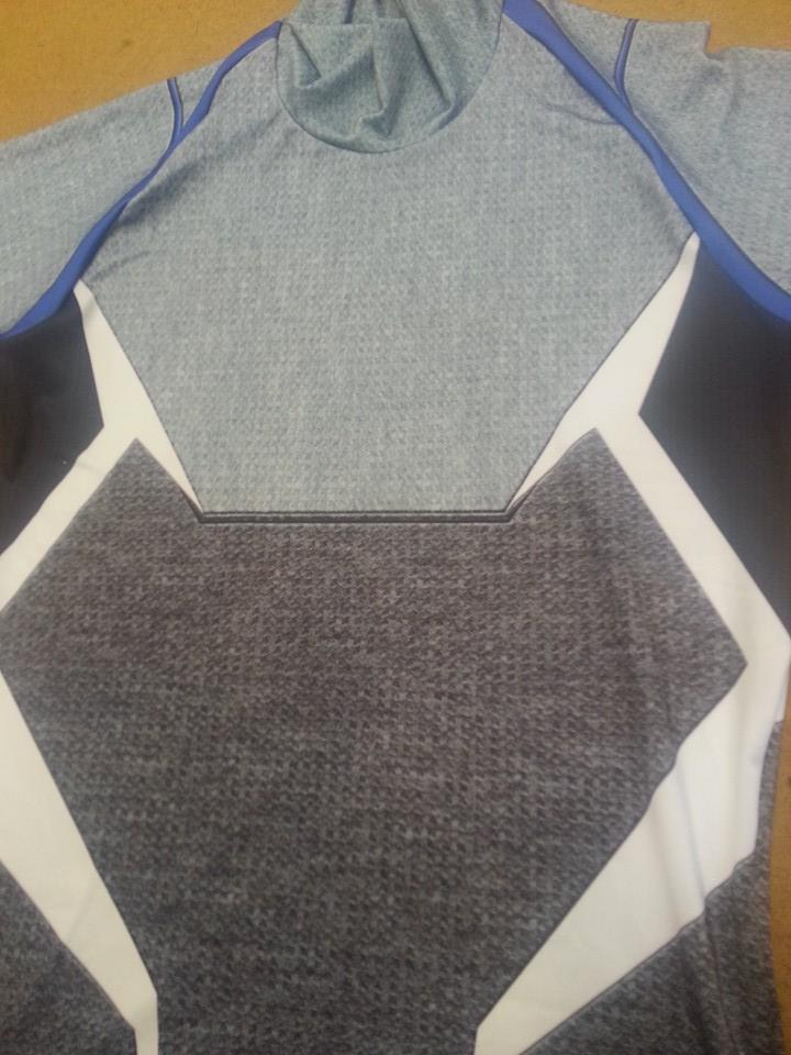 Quick Silver cosplay costume