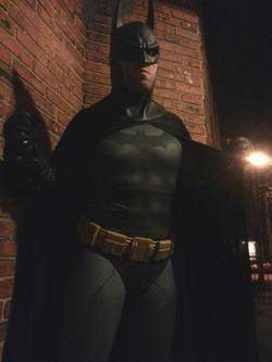 Arkham City Batman Subdye cosplay