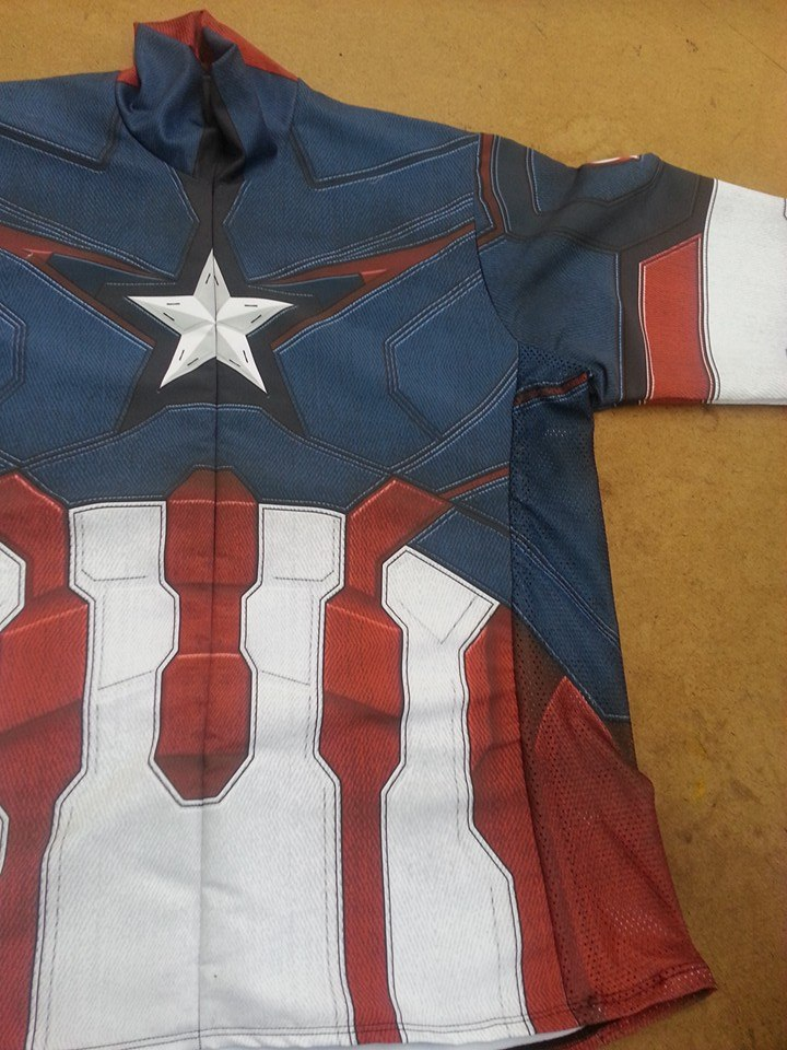 Age of Ultron Jacket