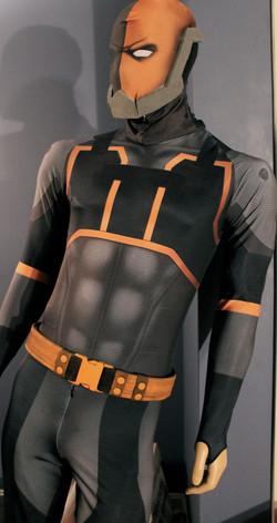 Son of Batman Deathstroke