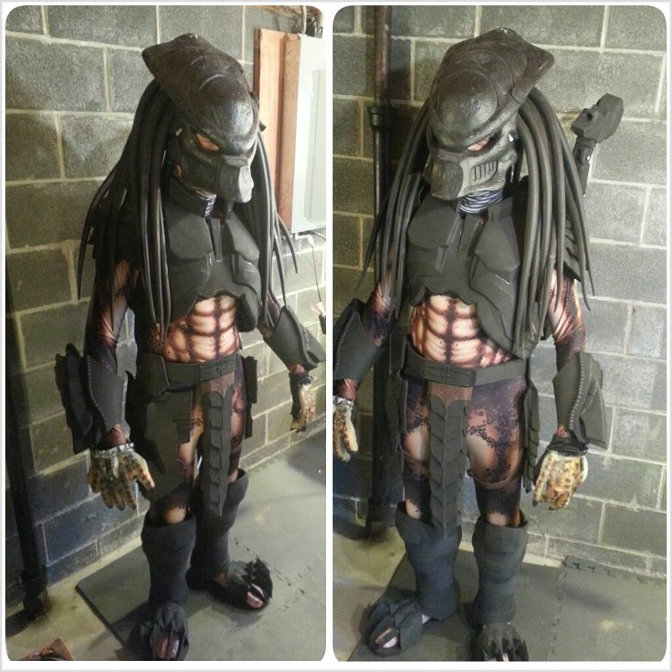 Predator Cosplay costume