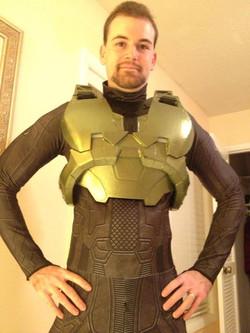 Halo 3 cosplay costume