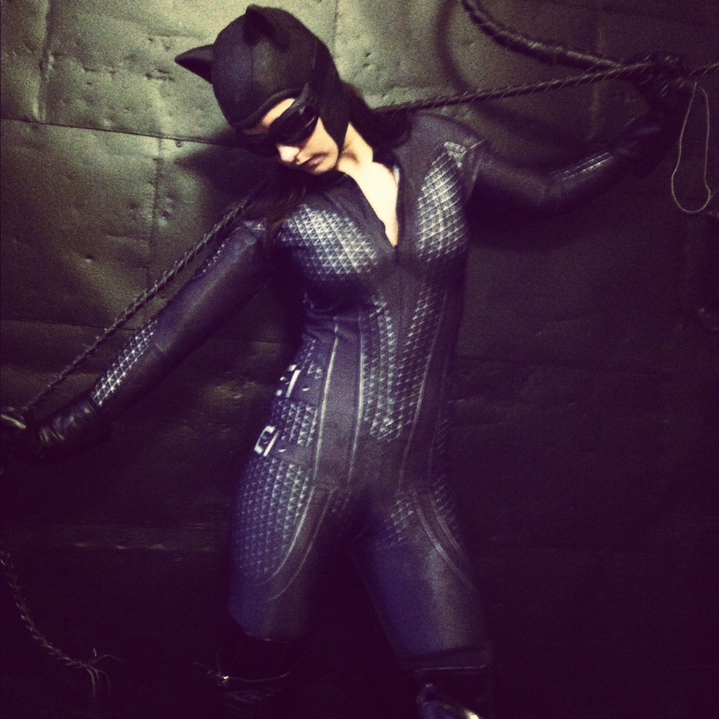 Arkham City Catwoman Cosplay