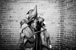 Arkham Catwoman & Arkham Batman