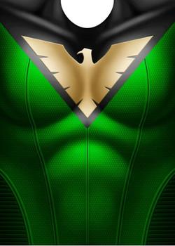 Dark Phoenix cosplay costume