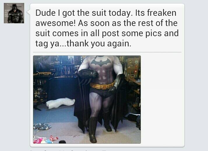 Arkham Batman Testimonial