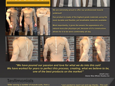 5 Things To Look For In A Good Muscle Suit