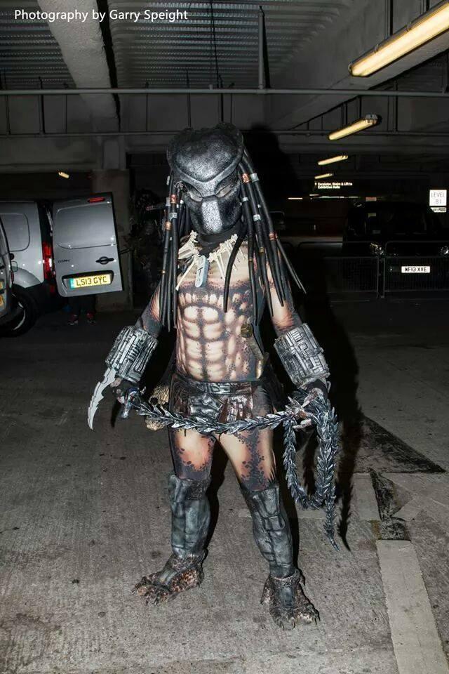 Predator Cosplay
