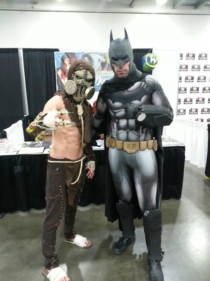 New 52 Batman at Comic Con