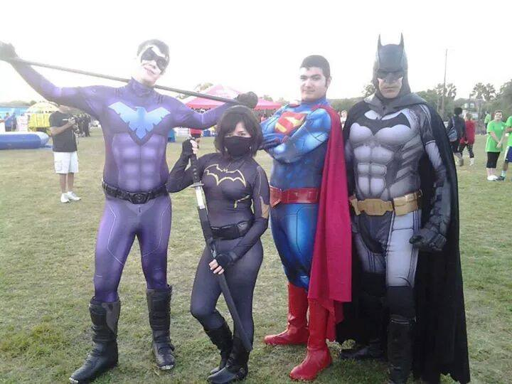 Justice League San Antonio