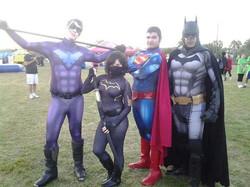 Justice League San Antonio