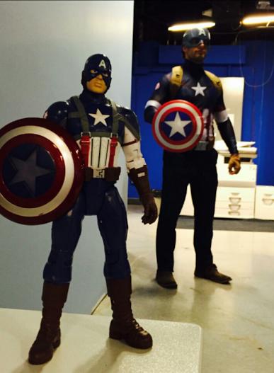 Captain America Age of Ultron