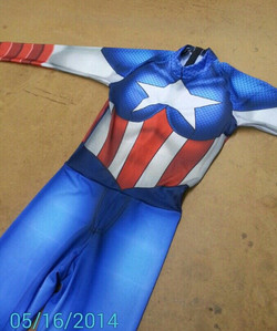 American Dream body suit