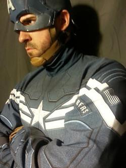 Captain America Jacket