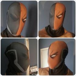 son of batman Deathstroke mask