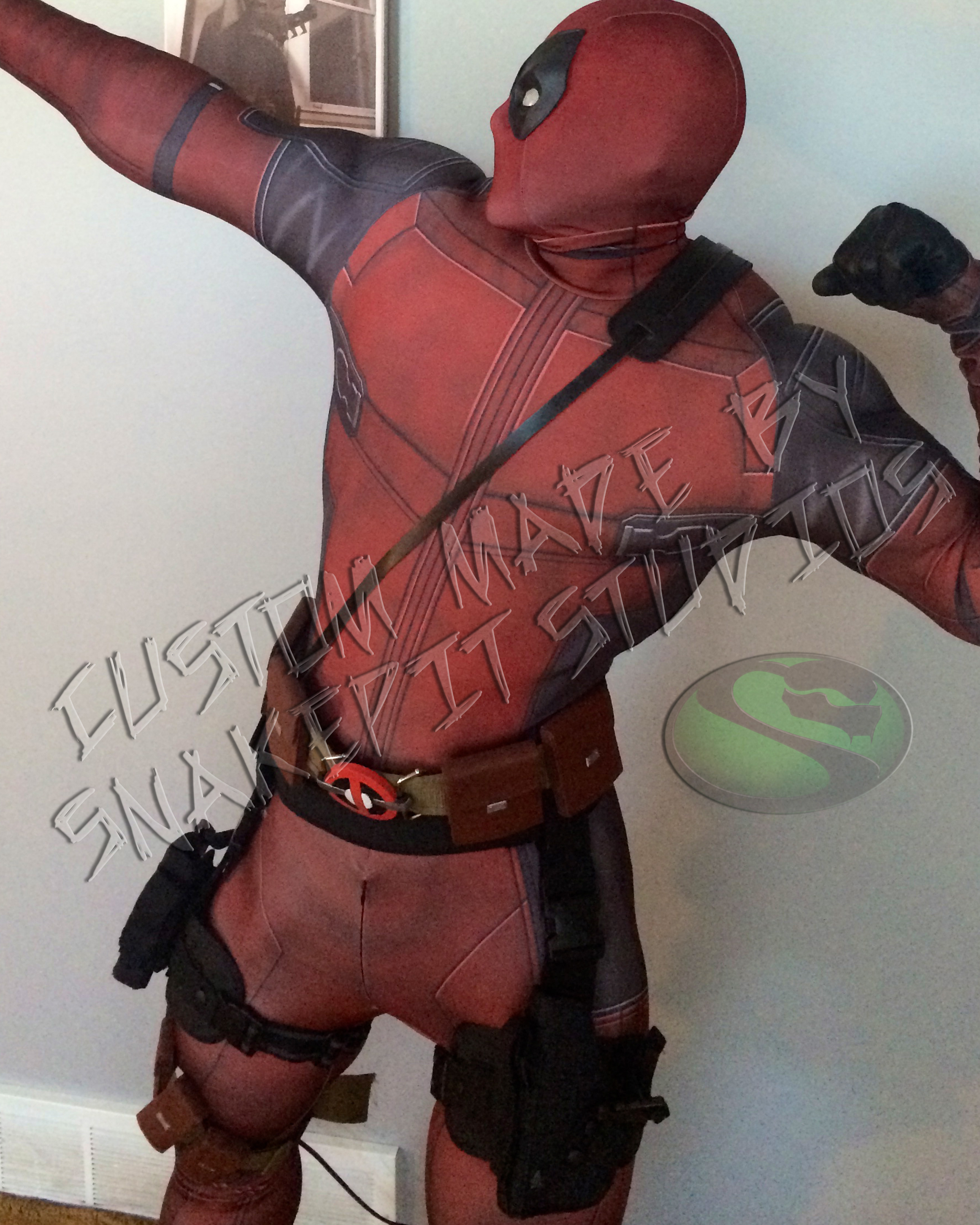 Ryan Reynolds Inspired Deadpool