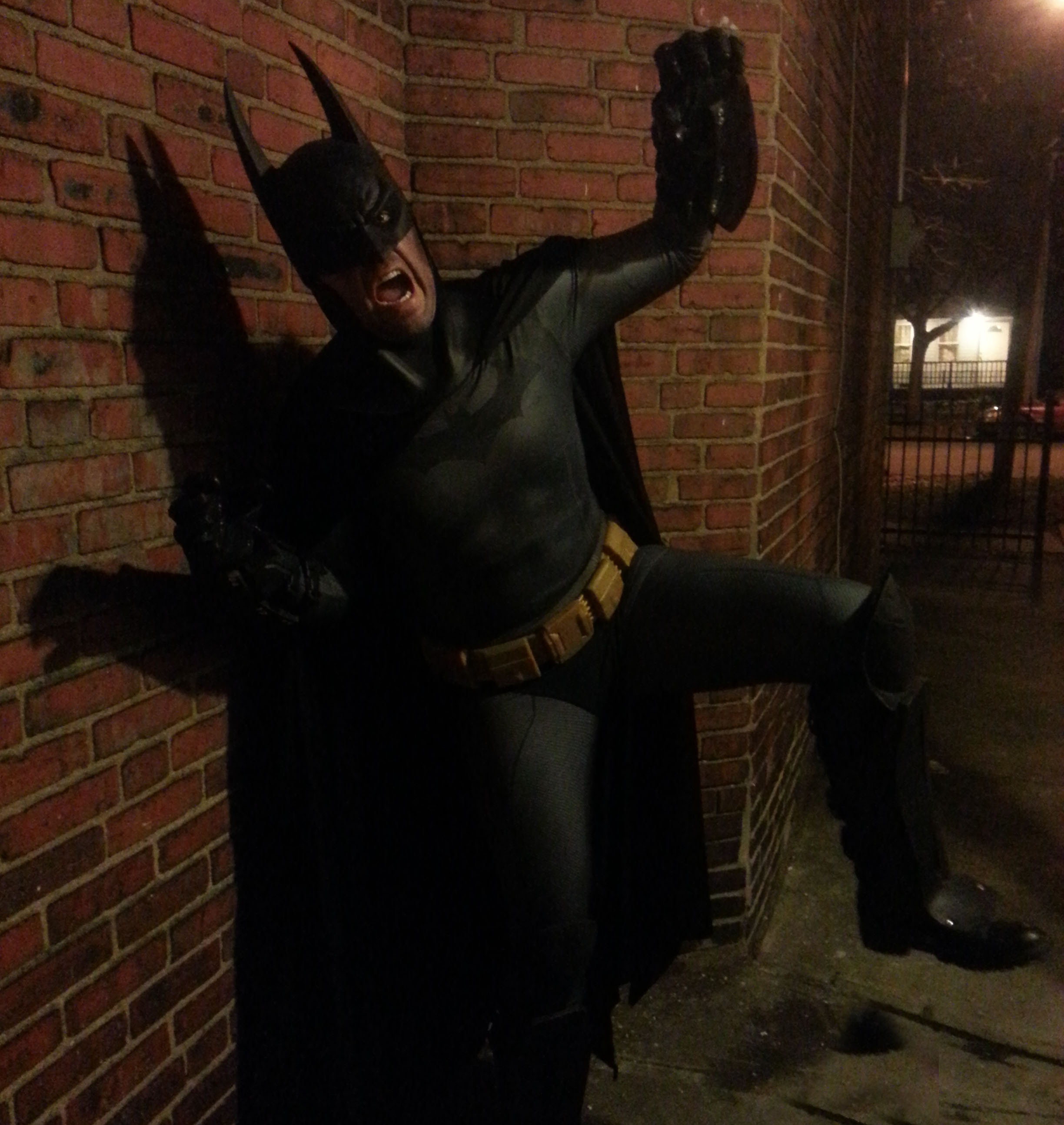 Arkham City Cosplay Costume