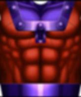 Magneto subdye cosplay costume