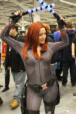 Black Widow from Age of Ultron