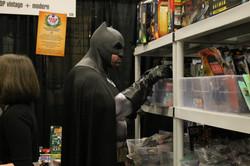 Batman looking for a Batman