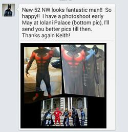 New 52 Nightwing
