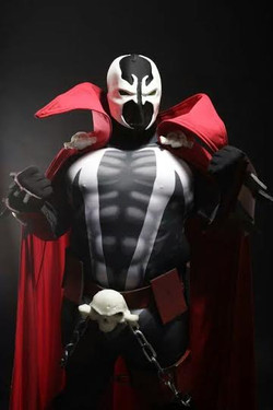 Finished Spawn Suit