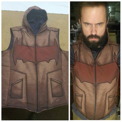 Red Hood Vest