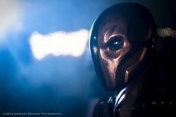 Death Stroke cosplay costume