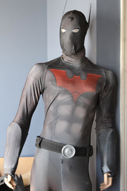 Batman Beyond cosplay costume
