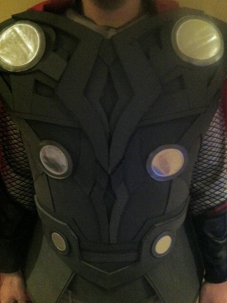 Thor cosplay costume