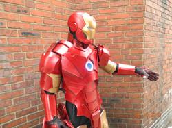 Iron Man Cosplay Costume