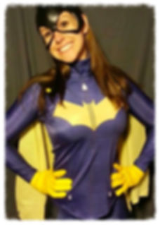 New Babs Batgirl