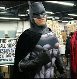 Long Island Batman