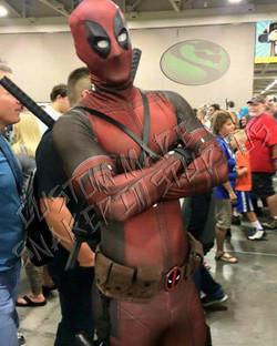 Ryan Reynolds Inspired Deadpool